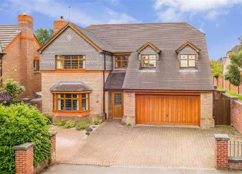 Thumbnail 4 bed detached house to rent in Rhodes Drive, Harrogate, North Yorkshire
