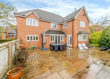 Thumbnail 5 bed detached house for sale in Spruce Drive, Retford, Nottinghamshire