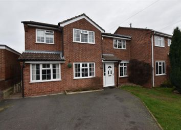 Thumbnail 4 bed semi-detached house for sale in Stewart Drive, Loughborough