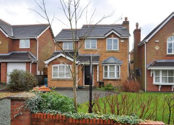 Thumbnail 3 bed detached house for sale in Wayside Avenue, May Bank, Newcastle, Staffordshire