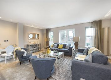 Thumbnail 3 bedroom flat to rent in Flat Lyndhurst Lodge, Lyndhurst Road, Hampstead, London