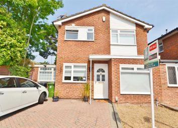 Thumbnail 3 bed link-detached house for sale in Howard Close, Bushey Heath, Bushey