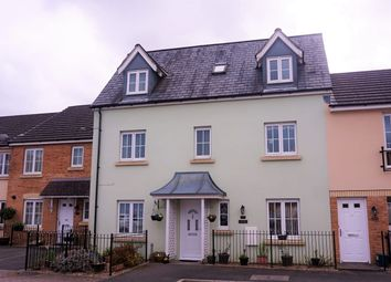 Thumbnail 4 bedroom town house for sale in Ffordd Watkins, Birchgrove