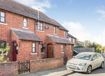 Thumbnail 2 bed terraced house for sale in Pound Lane, Preston Bissett, Buckingham