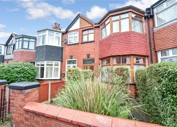 3 bed terraced house for sale in Orange Hill Road, Prestwich, Manchester, Greater Manchester M25