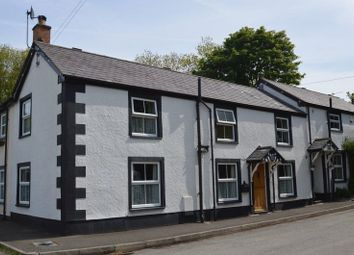 Thumbnail 2 bed terraced house for sale in Afonwen, Mold