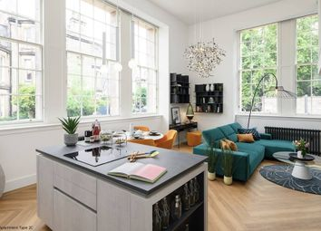 "Thumbnail 2 bed flat for sale in ""2At"" at Boroughmuir, Viewforth, Bruntsfield, Edinburgh"