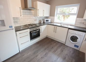 Thumbnail 4 bed terraced house to rent in Halsbury Road, Liverpool