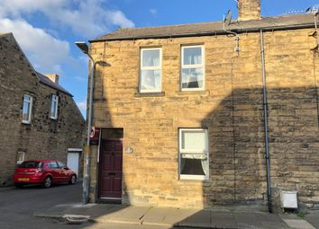 Thumbnail 2 bed end terrace house to rent in Wellwood Street, Amble, Northumberland