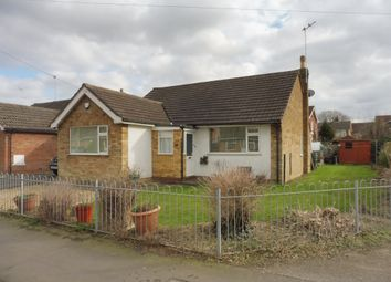Thumbnail 3 bedroom detached bungalow for sale in The Grove, Market Deeping, Peterborough