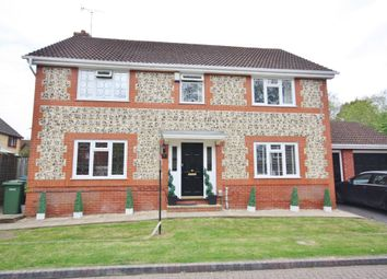 Thumbnail 5 bed detached house for sale in Hemingway Gardens, Whiteley, Fareham
