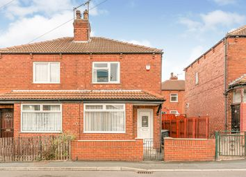 Thumbnail 2 bed semi-detached house for sale in Glenthorpe Crescent, Leeds, West Yorkshire