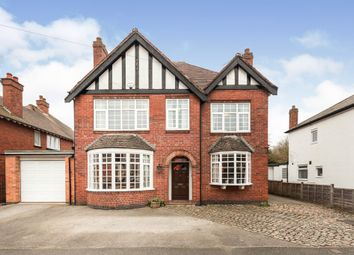 Lawn Heads Avenue, Littleover, Derby DE23. 4 bed detached house for sale