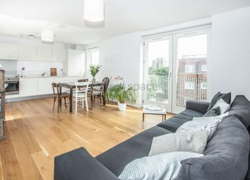 Thumbnail 2 bed flat to rent in Hutley Wharf, Branch Place, De Beauvoir
