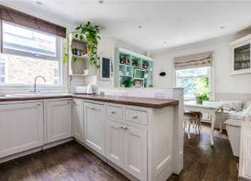 Thumbnail 2 bed flat to rent in Queensmill Road, London
