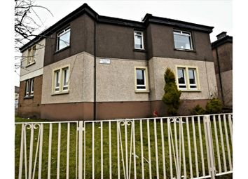 Thumbnail 2 bed flat for sale in Queen Victoria Street, Airdrie
