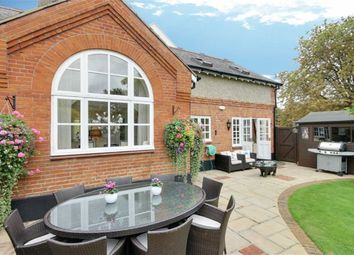 Thumbnail 3 bedroom end terrace house for sale in Coach House, Snaresbrook House, South Woodford