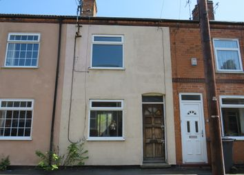 Thumbnail 2 bed terraced house for sale in North Street, Asfordby Valley, Melton Mowbray