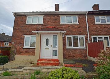 Thumbnail 3 bed semi-detached house for sale in Saxby Road, Scunthorpe