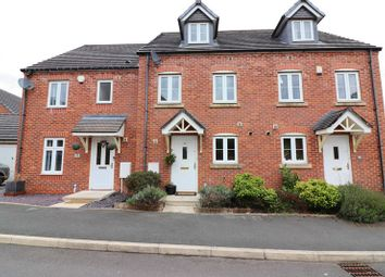 Thumbnail 3 bed town house for sale in Brattice Drive, Swinton, Manchester