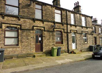 Thumbnail 2 bedroom terraced house for sale in Wood Street, Longwood, Huddersfield