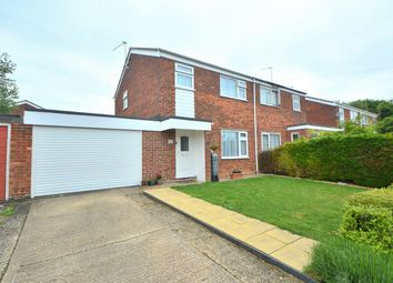 Thumbnail 3 bed semi-detached house for sale in Lincoln Avenue, St Ives, Cambridgeshire