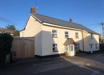 4 bed detached house for sale in Exeter Road, Winkleigh EX19