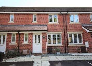 Thumbnail 3 bed terraced house for sale in Tesla Drive, Drayton, Portsmouth