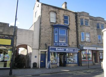 Thumbnail Retail premises for sale in Market Place, Barnard Castle
