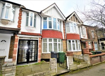 Thumbnail 4 bed terraced house to rent in Folkestone Road, London