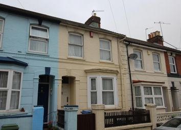 Thumbnail 3 bed terraced house for sale in Cavendish Road, Aldershot