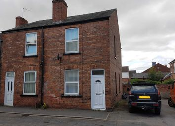 Thumbnail 2 bed end terrace house to rent in Frampton Terrace, Gainsborough