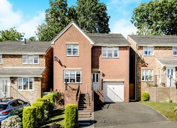 Thumbnail 4 bed detached house for sale in Oak Tree Rise, Merthyr Tydfil