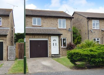 Thumbnail 3 bed detached house to rent in Genoa Close, Littlehampton