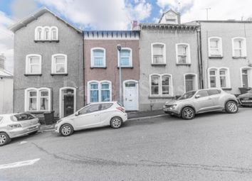 Thumbnail 5 bed terraced house for sale in Clyffard Crescent, Baneswell, Newport.