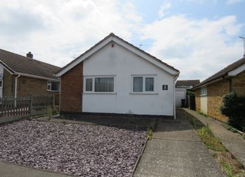 Thumbnail 2 bed detached bungalow for sale in Ash Tree Close, Oadby, Leicester