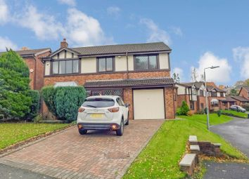Thumbnail 4 bed detached house for sale in Farnborough Road, Sharples, Bolton