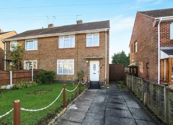 Thumbnail 3 bed semi-detached house for sale in Harpur Avenue, Littleover, Derby