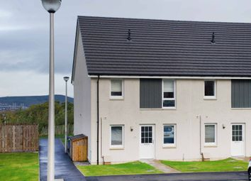 Thumbnail 2 bedroom end terrace house for sale in Spey Avenue, Milton Of Leys, Inverness, Highland