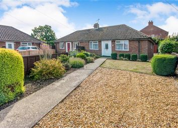 Thumbnail 2 bed semi-detached bungalow for sale in Spinners Close, Swaffham