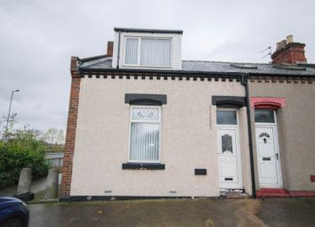 Thumbnail 2 bed cottage for sale in Abbay Street, Sunderland
