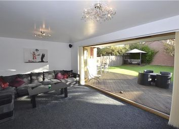 Thumbnail 4 bed detached house for sale in Fallodon Way, Bristol