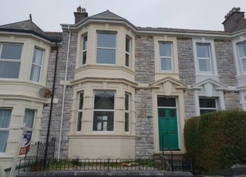 Thumbnail 4 bedroom terraced house to rent in Glenhurst Road, Plymouth