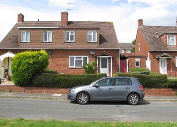 Thumbnail 2 bed semi-detached house for sale in Prince Charles Rd, Exeter, Exeter