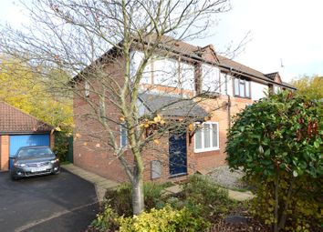 Thumbnail 3 bedroom end terrace house for sale in Howell Close, Warfield, Berkshire