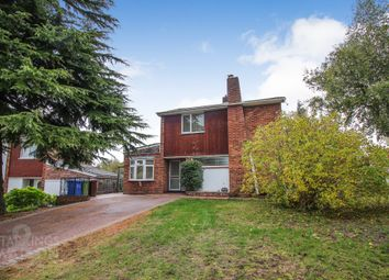 Thumbnail 4 bed detached house to rent in Ebbisham Drive, Eaton, Norwich