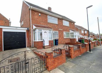 Thumbnail 2 bedroom terraced house for sale in Thackeray Road, Thorney Close, Sunderland
