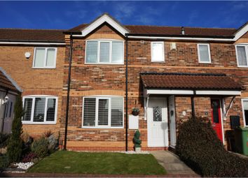 Thumbnail 3 bed terraced house for sale in Marigold Walk, Cleethorpes
