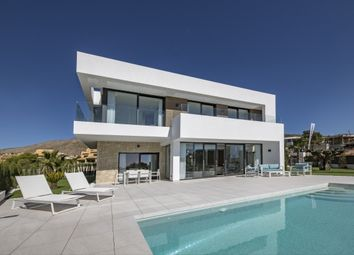 Thumbnail 4 bed villa for sale in Sierra Cortina, Finestrat, Alicante, Valencia, Spain