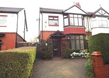 Thumbnail 3 bed semi-detached house for sale in Garner's Lane, Davenport, Stockport, Cheshire